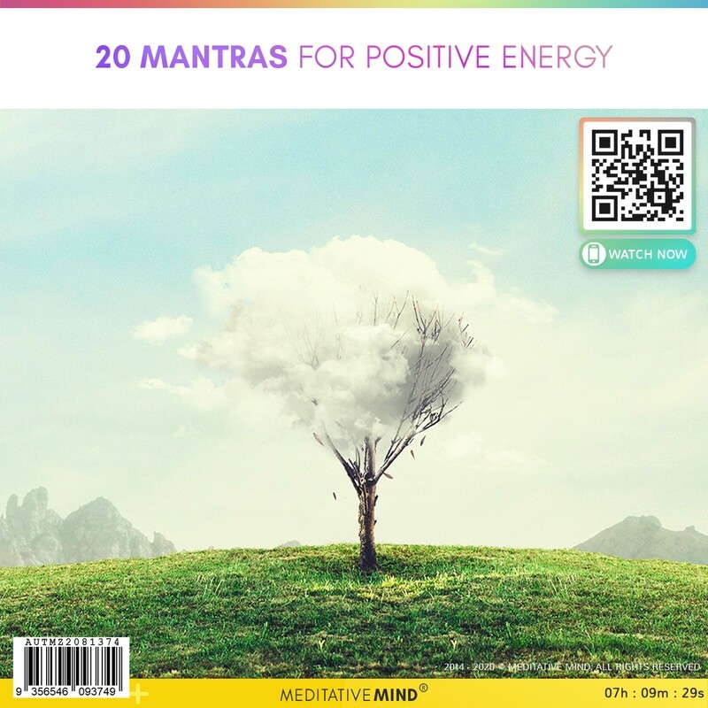 20 Mantras for Positive Energy