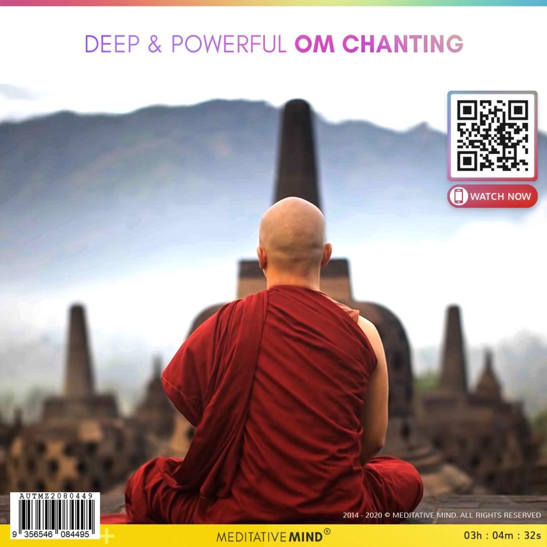 Deep & Powerful Om Chanting