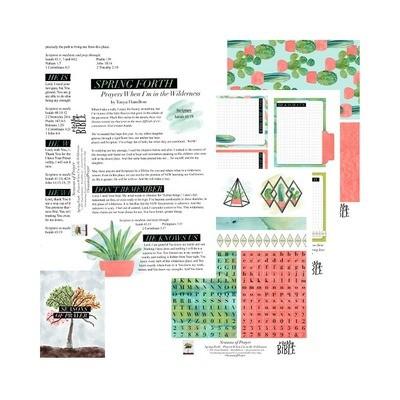 Spring Forth - Seasons of Prayer (Digital Kit)