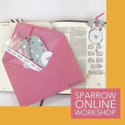 Sparrow - Online Workshop