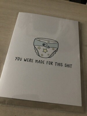 Made For This Card