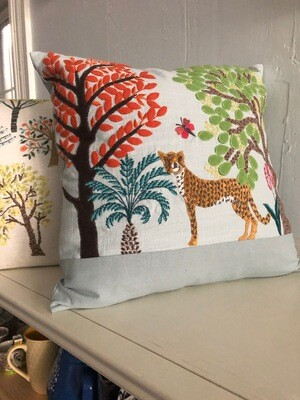 Tiger Land Pillow