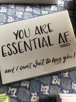 Essential AF Card