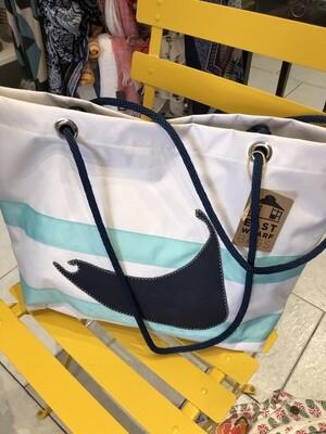 Nantucket Sail Cloth Bag
