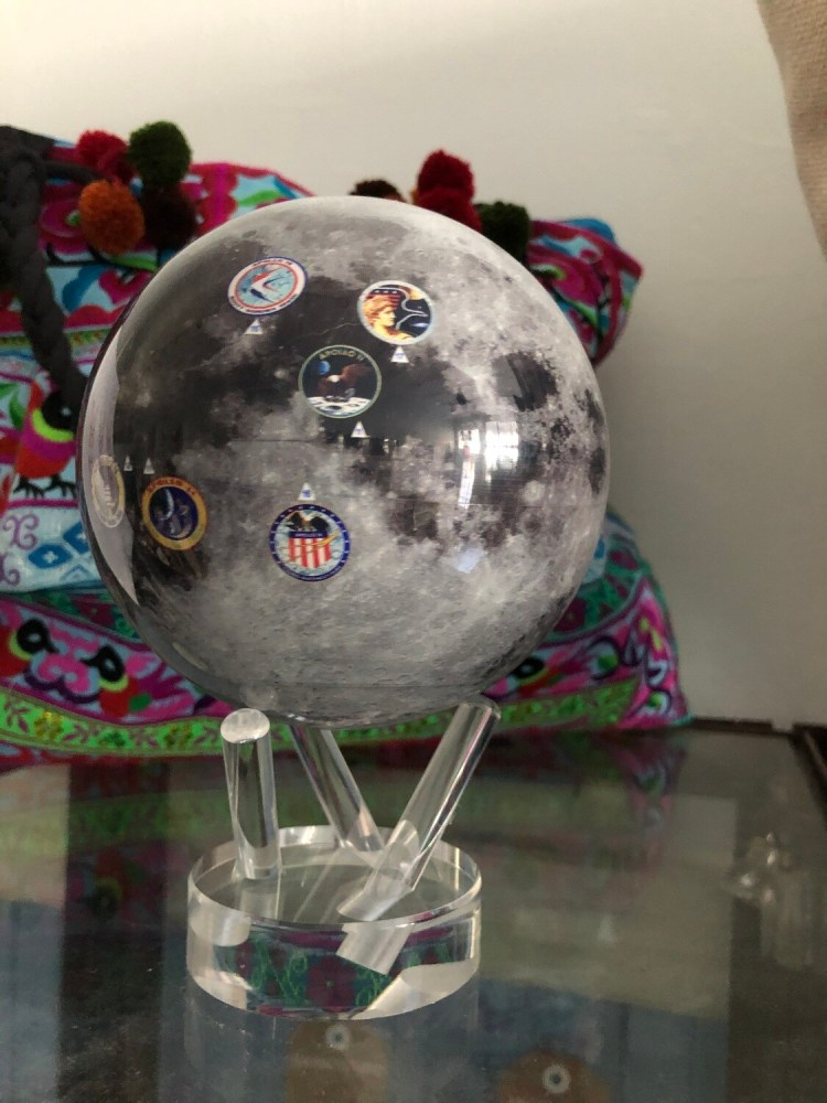 Mova Globe - Apollo Moon 4.5