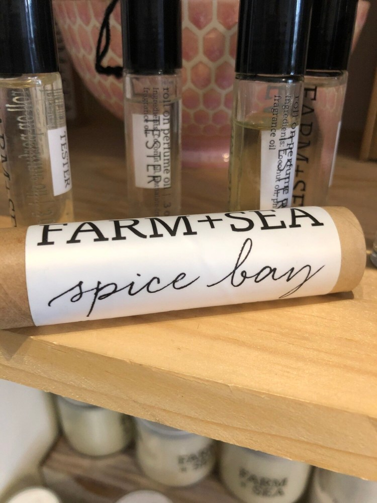 Spice Bay Perfume Roll-On