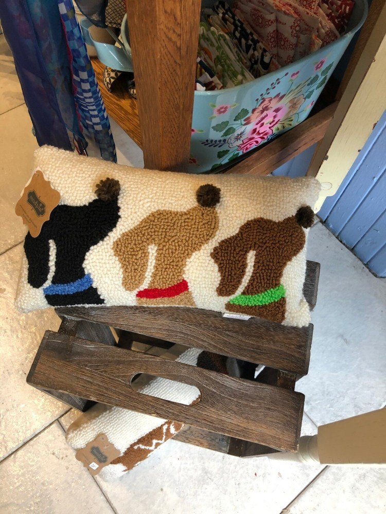 Three Cute Noses Pillow