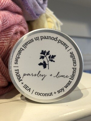 Parsley & Lime Candle - 3.5 oz