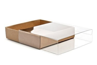 Cookie Box w/slip cover