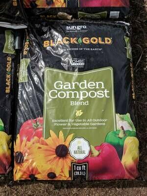 Black Gold Garden Compost Blend