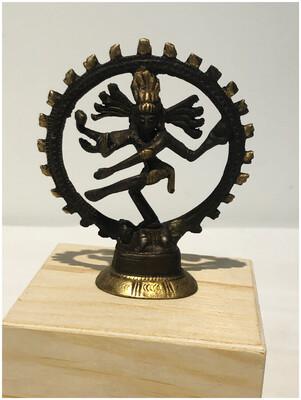 Vintage Shiva God