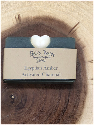 Egyptian Amber Activated Charcoal