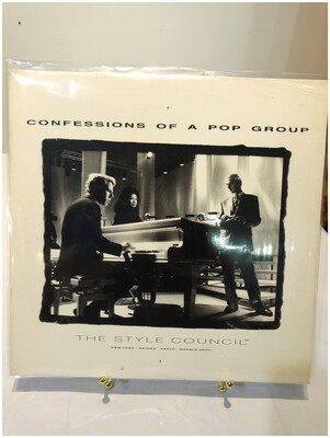 The Style Council - Confessions Of A Pop Group