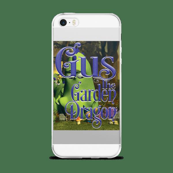 Gus the Garden Dragon iPhone Case 00033