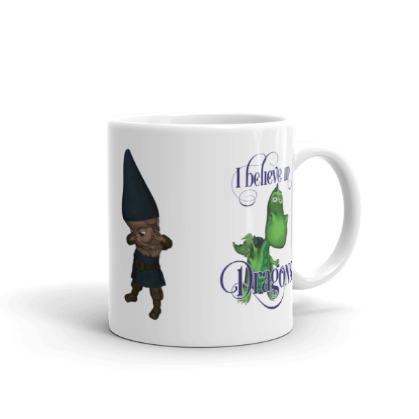 Gus and Friends Mug 00034