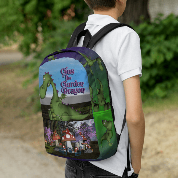 Gus the Garden Dragon Backpack