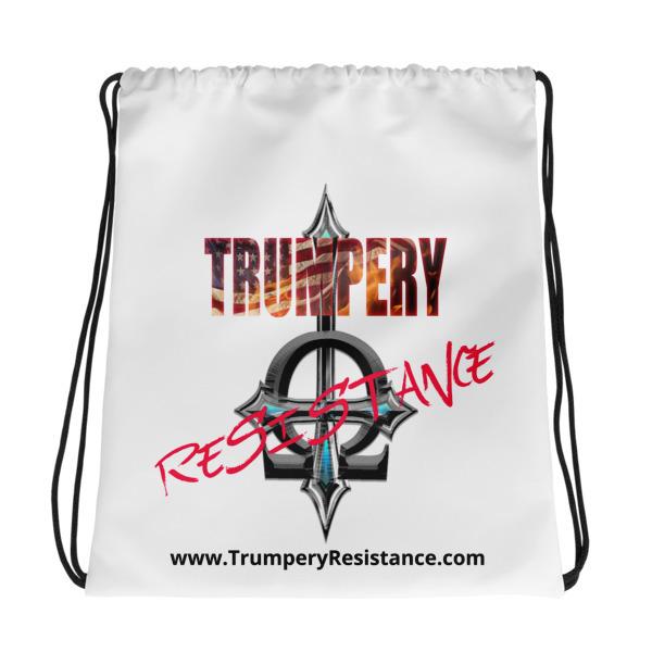 Trumpery Resistance Drawstring bag 000128959414