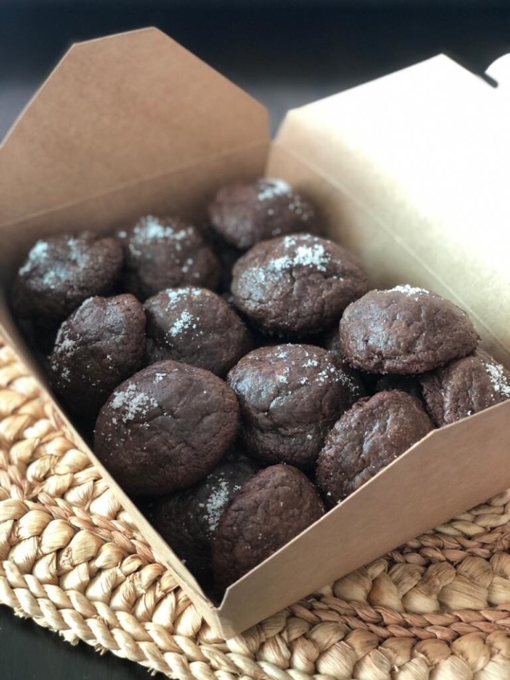 NUTELLADAS by Sweets and Dips