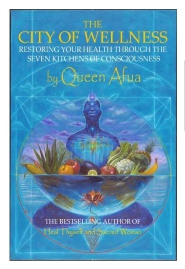 The City of Wellness by Queen Afua