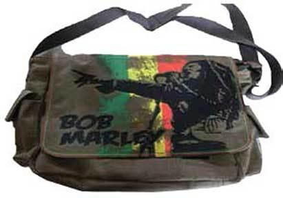 Bob Marley Messenger