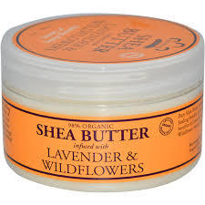 Nubian Heritage Lavender & Wildflowers Infused Shea Butter 4oz