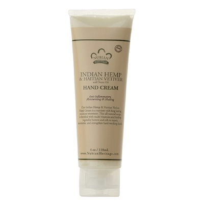 Nubian Heritage Indian Hemp Hand Cream