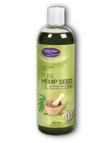 Life-Flo Pure Hemp Seed Oil 16oz