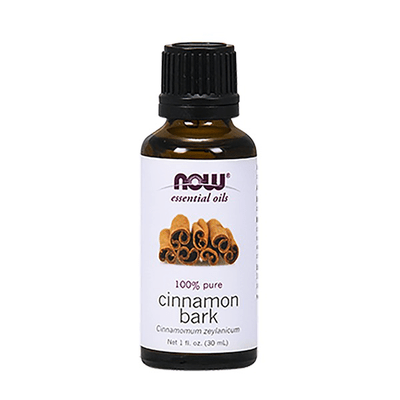 Now Essential Oils-Cinnamon Bark 100% Pure Oil 1 fl.oz