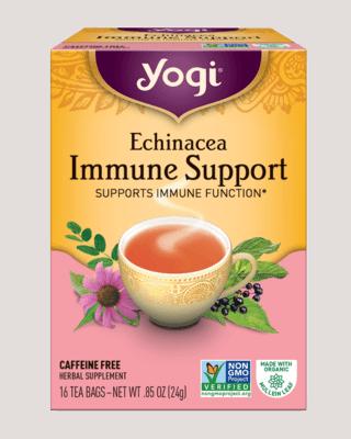 Yogi Echinacea Immune Support Tea