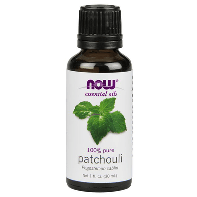 Now Essential Oils - Patchouli 100% Pure Oils 1 fl.oz