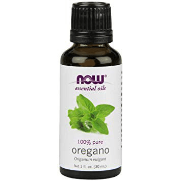 Now Essential Oils - Oregano 100% Pure Oils 1 fl.oz