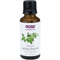Now Essential Oils - White Thyme 100% Pure Oils 1 fl.oz