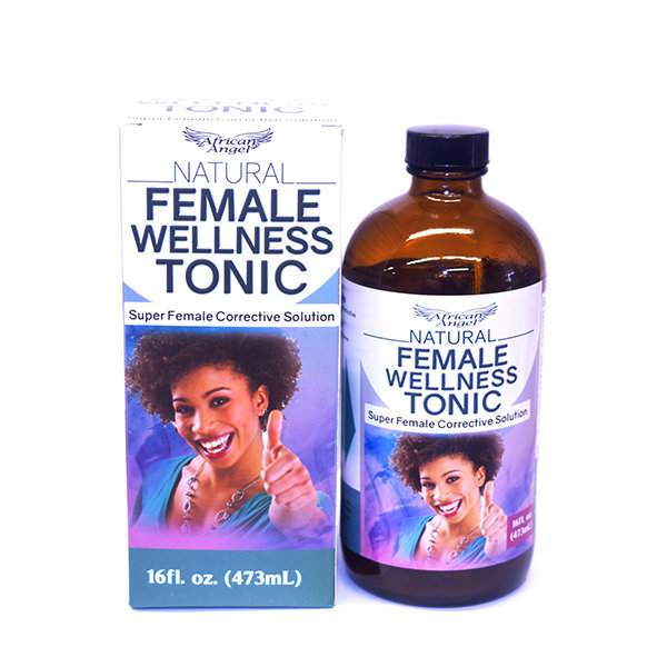 NATURAL FEMALE WELLNESS TONIC 16.Oz