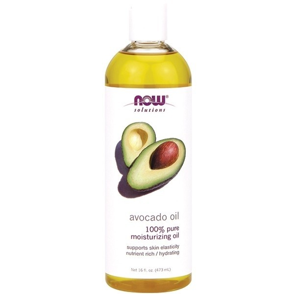 Now Solutions- Avocado Oil 100% Pure Moisturizing Oil 16 fl. oz.