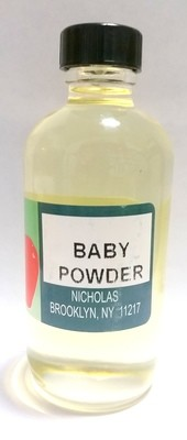 Baby Powder Oil