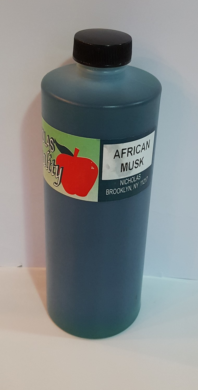 African Musk Oil
