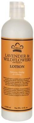Nubian Heritage Lavender & Wildflowers Lotion (13 oz)