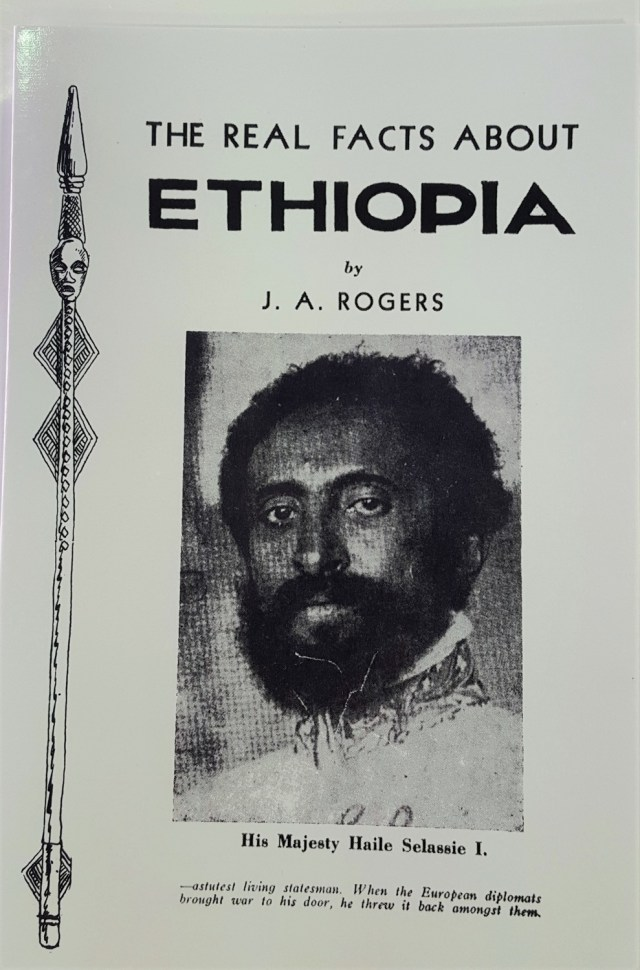 The Real Facts about Ethiopia (Paperback) by: J. A. Rogers  (Author)