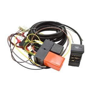 Heated Windscreen Wiring Kit with Switch for Land Rover Defender | Windscreens – Masai Land