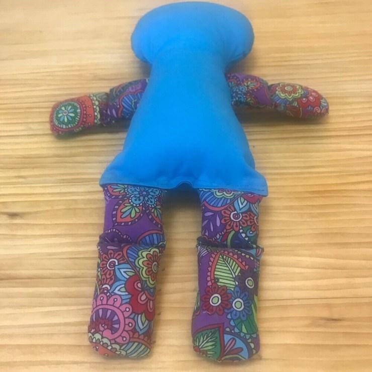 Mini Minimalist Doll #0004