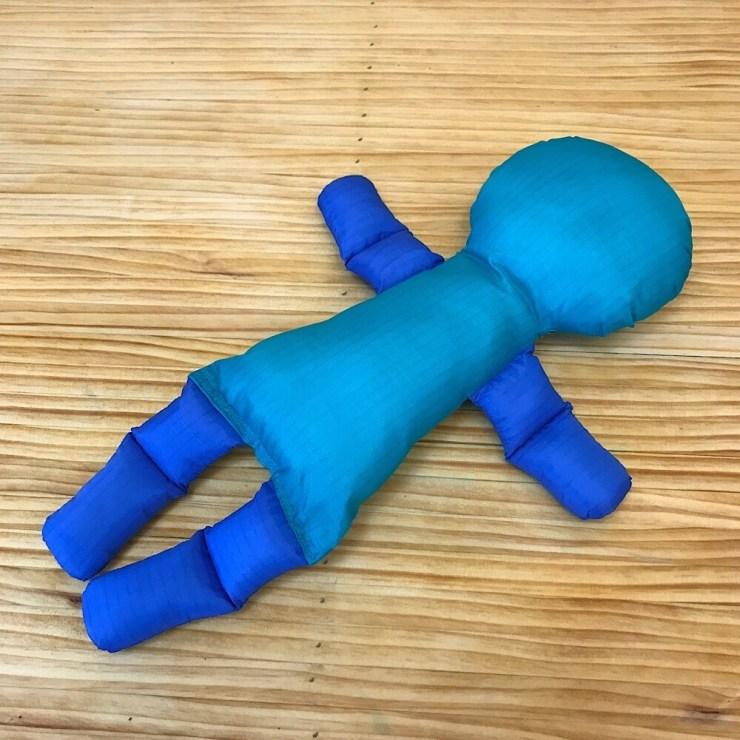 Mini Minimalist Doll 2.0 #0002