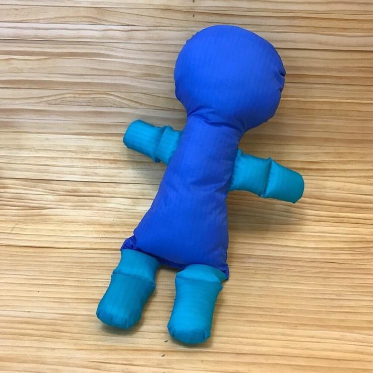 Mini Minimalist Doll 2.0 #0004