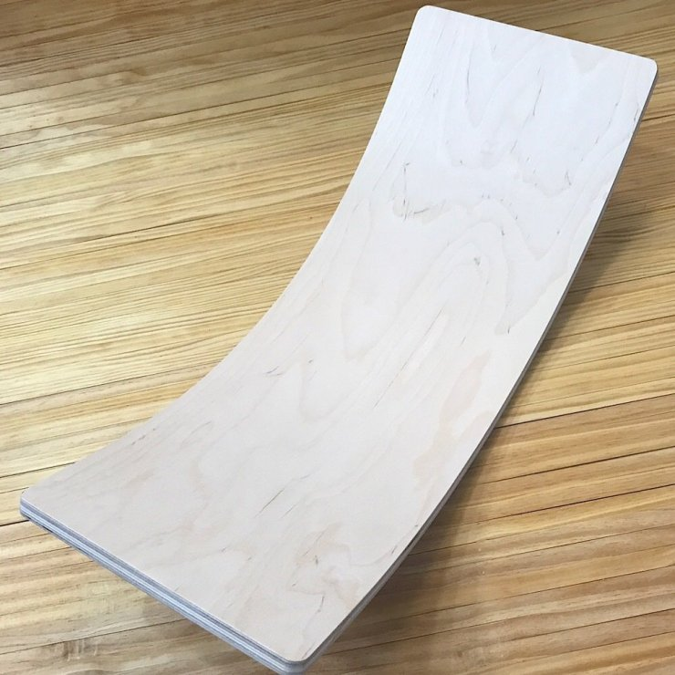 Wiggle-Wobble-Rocker Board