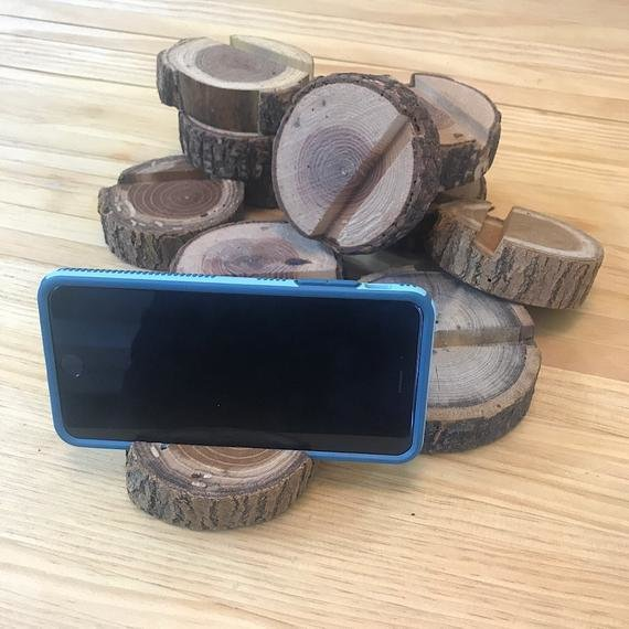 Wooden Phone Stand | Smart Phone Stand | iPhone Stand | Phone Stand | Wooden iPhone Stand | Wooden Smartphone Stand