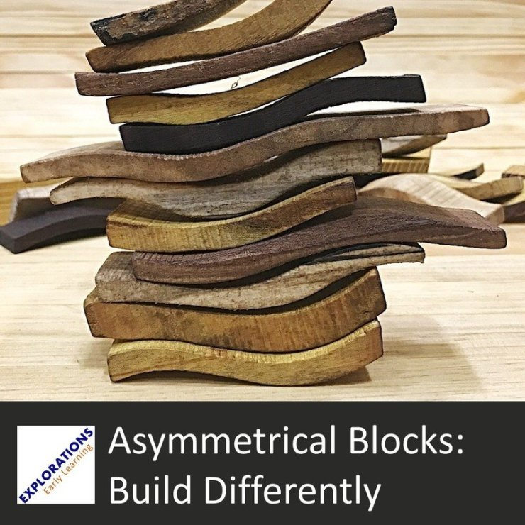Asymmetrical Blocks: Build Differently