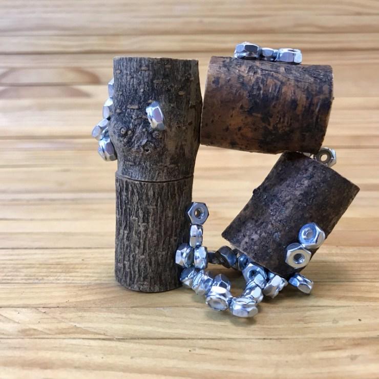 Branch Magnet Blocks