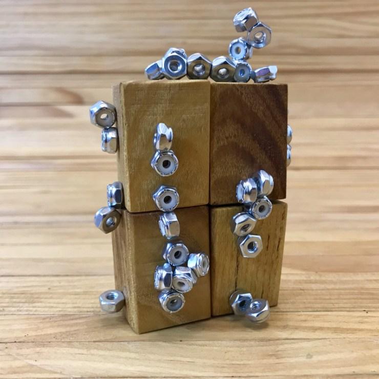 Hunk Magnet Blocks