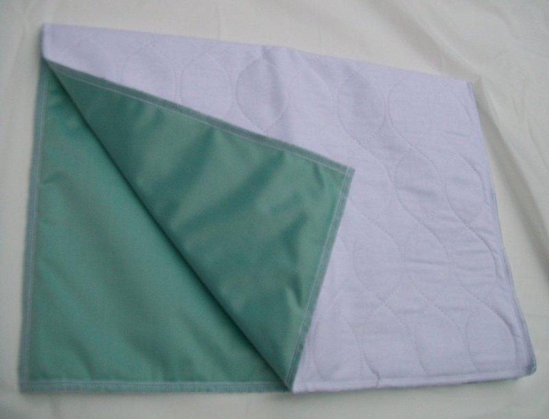 17 x 24 Pipi Pad Lavable Blanc