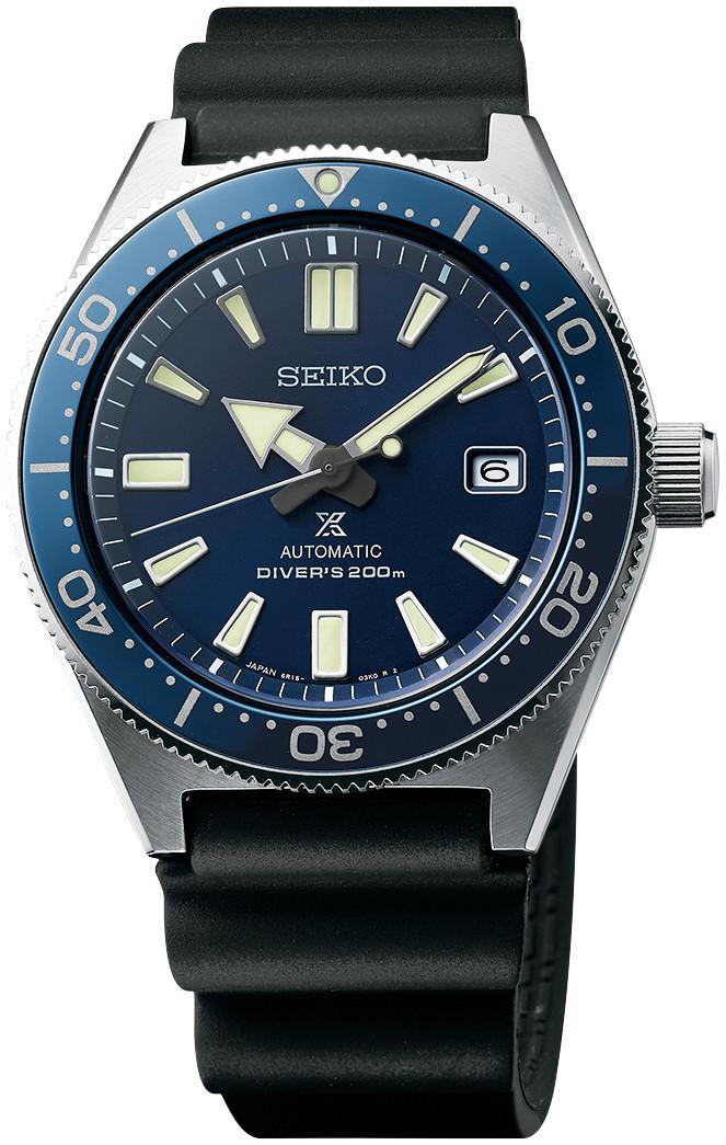 Seiko Prospex 200M Dive Watch - 1965 style remake blue dial/bezel *** PRE-ORDER*** SPB053