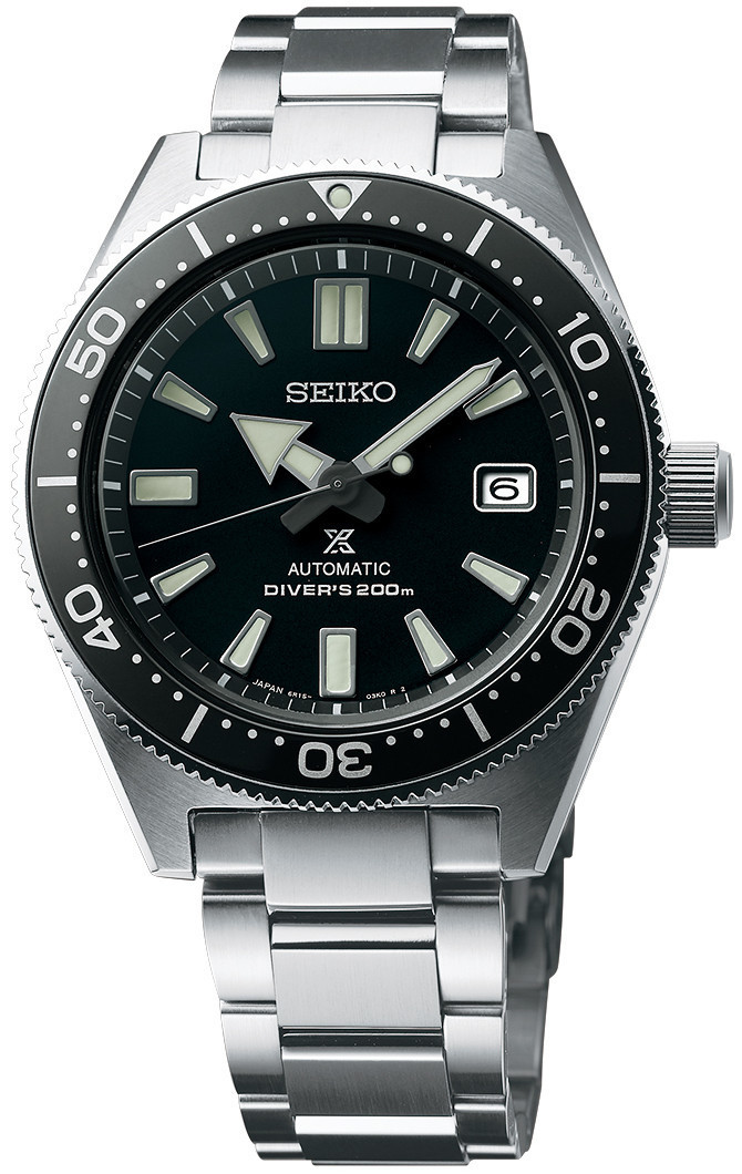 Seiko Prospex 200M Dive Watch - 1965 Dive style remake - stainless steel ***pre-order*** SPB051